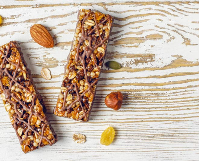 protein bars for health
