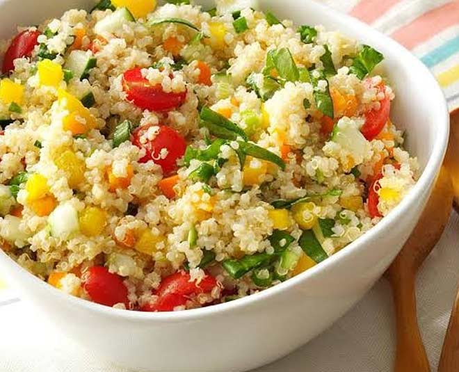 quinoa  recipes  for  weight  loss new