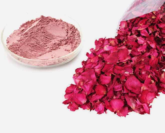 rose petels powder main