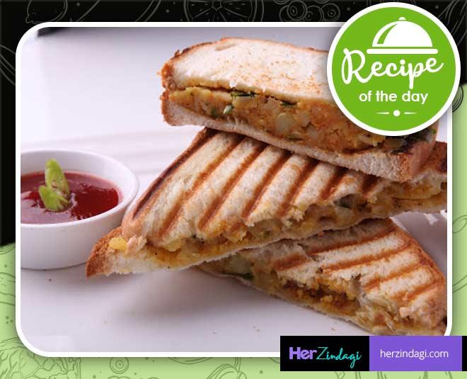 samosa sandwich main