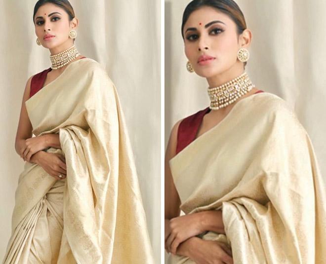 saree pallu draping ideas celebs