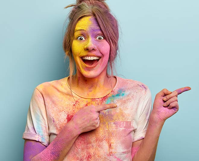 tips to remove holi colours from outfits