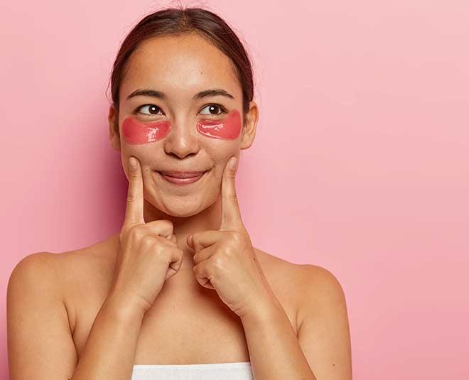 under eye sheet mask for dark circles