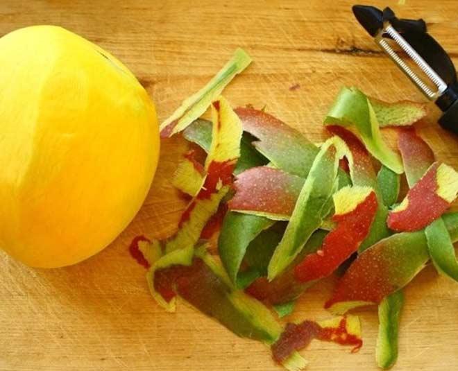 uses of mango peel main