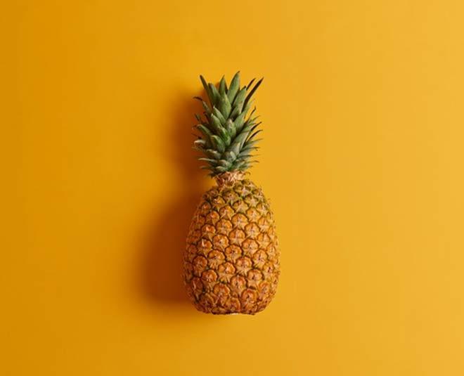 MAIN Pineapple Recipe in hindi