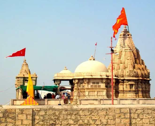 Rukmini temple main