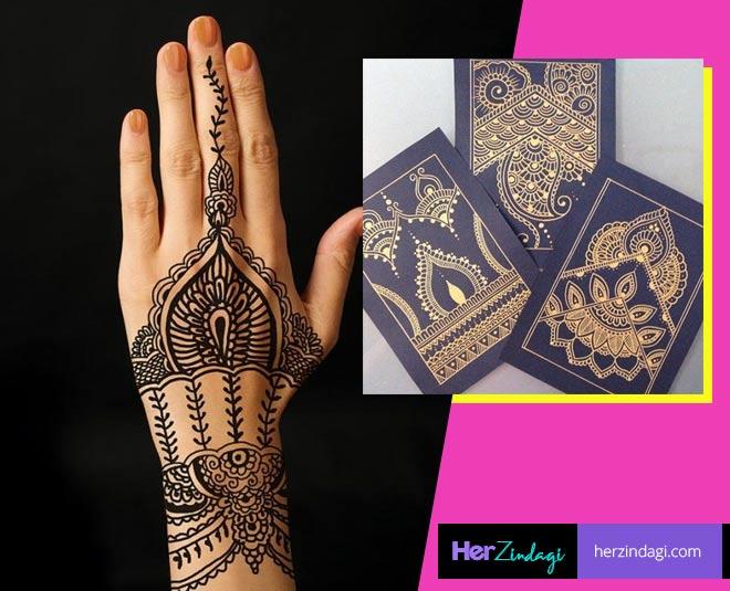 amazing henna hacks