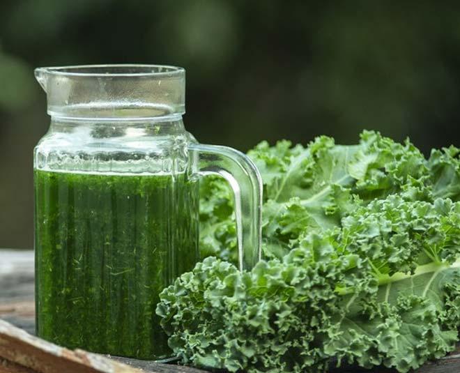 benefits of kale juice tips