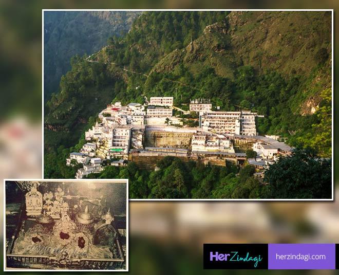 best images of vaishno devi