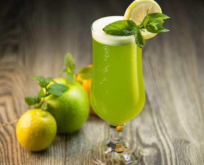 best mint drinks