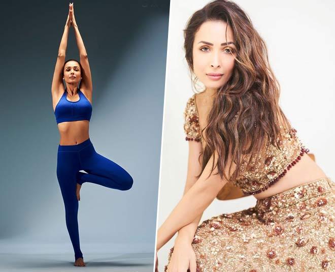 best poses yoga for malaika