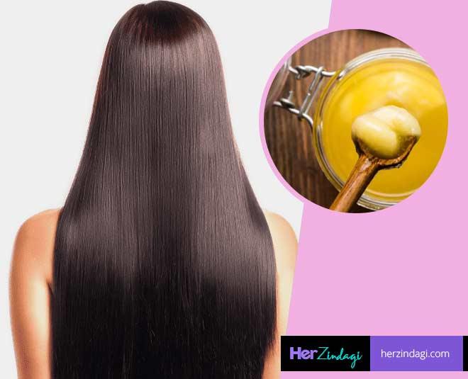 best tricks ghee and hair