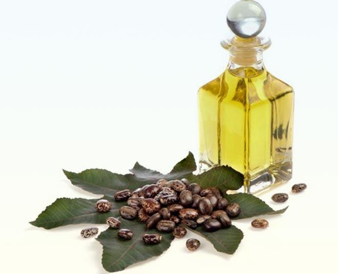 castor oil for eye main