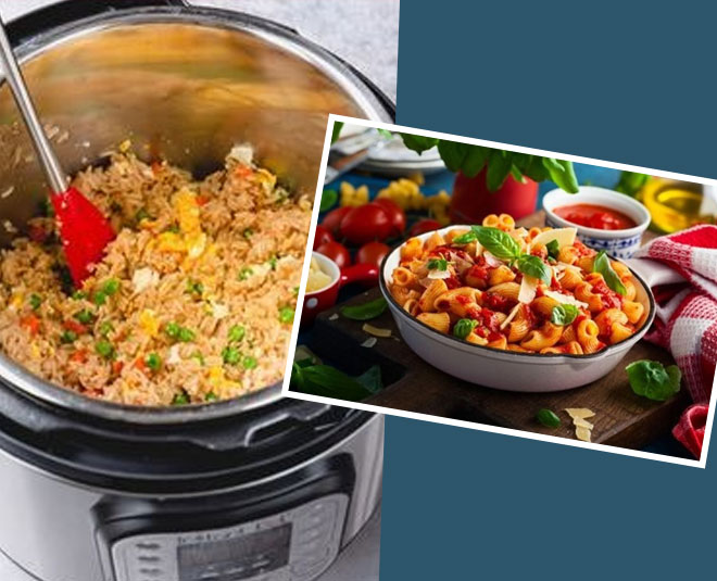 cooker recipes vegetarian