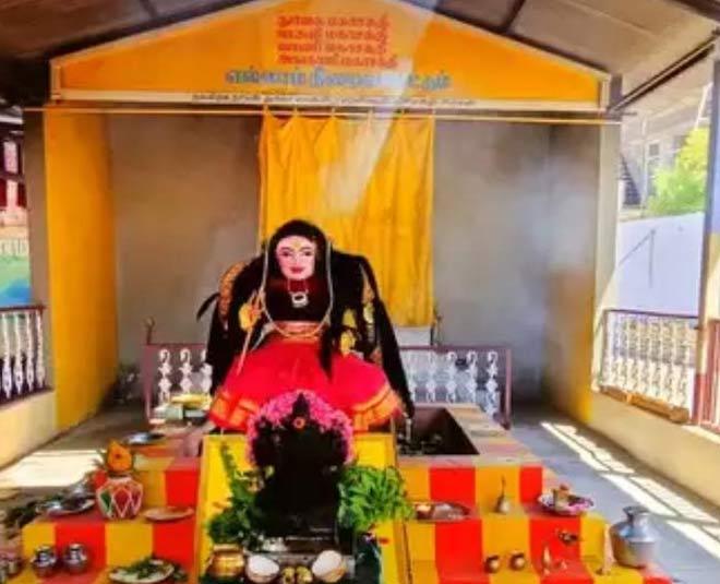 corona devi temple in tamil nadu