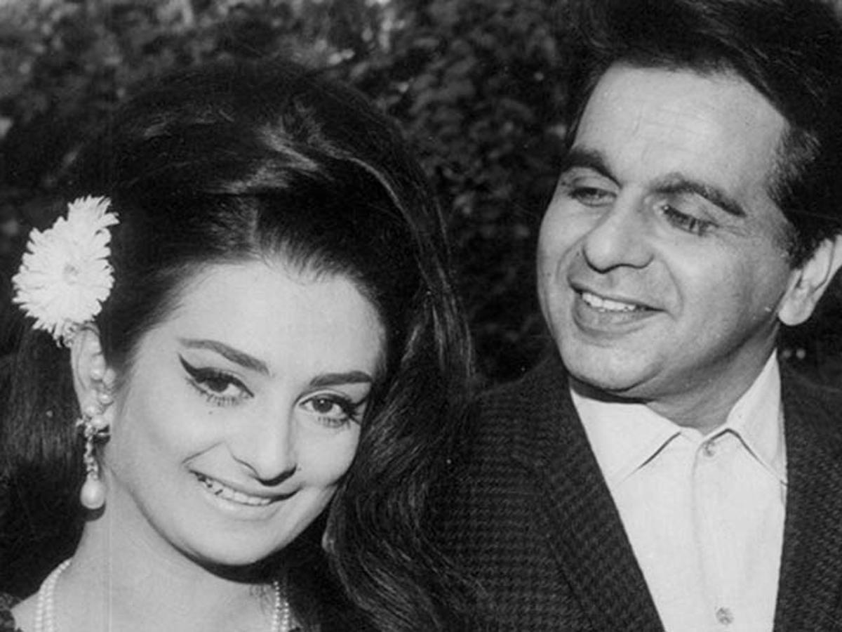 Dilip Kumar Passes Away At 98: Looking Back At His Timeless Love Story With Saira  Banu