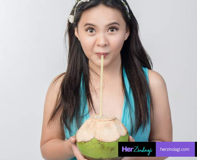 drinking coconut water daily in summer by expert