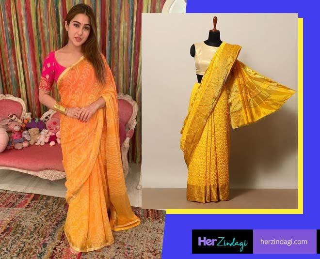 easy tips to drape saree
