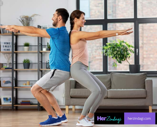 exercise with partner main