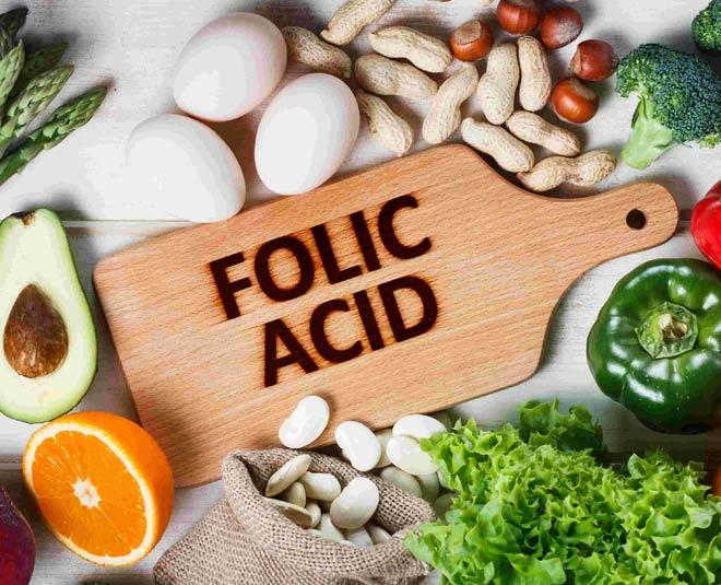 folic acid rich foods health benefits tips