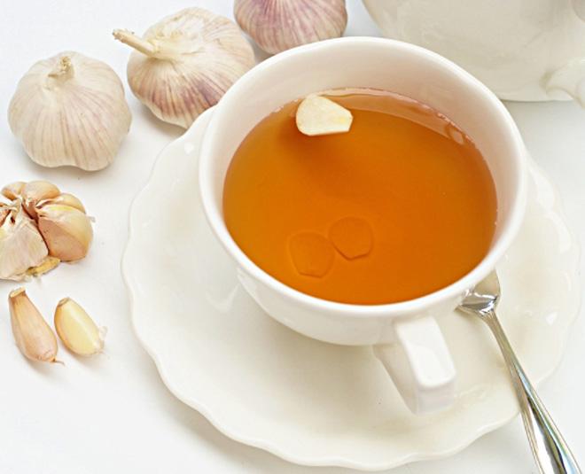 garlic tea benefits Main