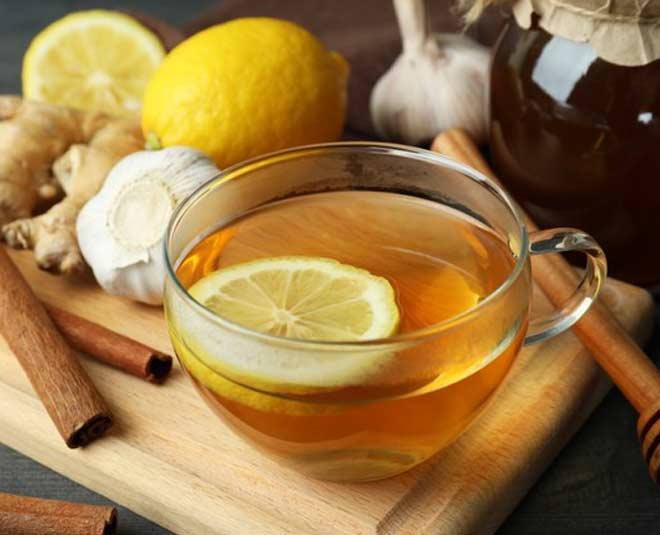 ginger garlic tea health benefits recipe how to make