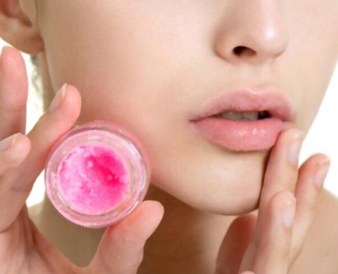 homemade lip scrub main