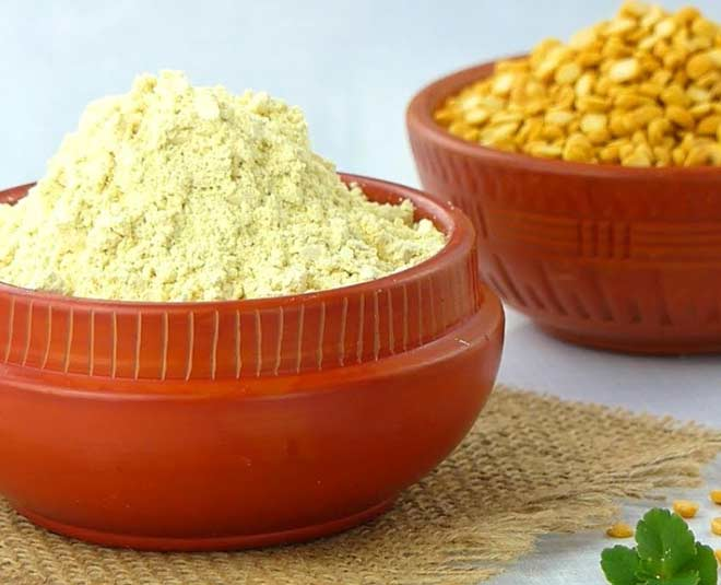 how to check purity of besan tips