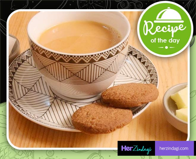how to make butter tea at home