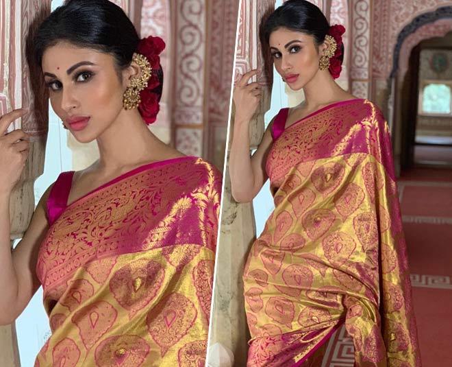 how to store silk saree