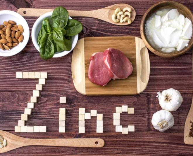 know zinc rich foods and benefits