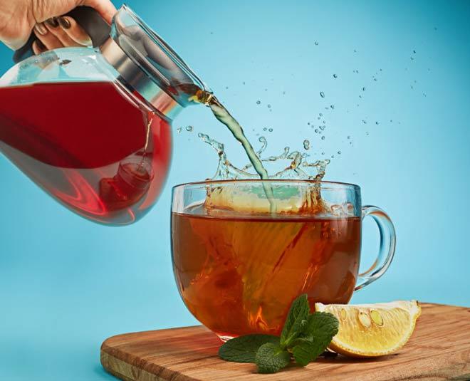 lemon tea MAIN