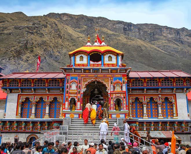 lord badrinath temple lord vishnu