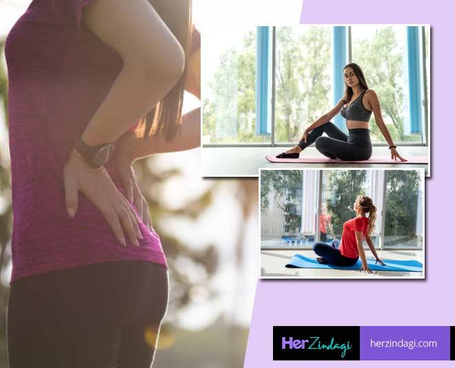 main back pain yoga tips