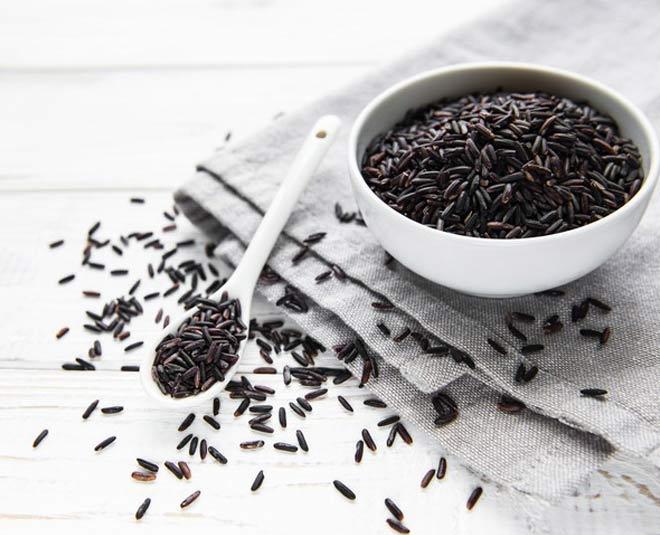 main black rice benefits