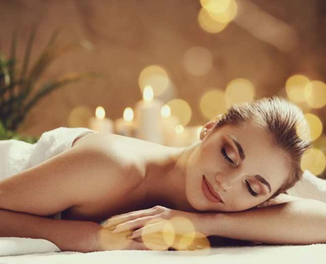 main body massage at home