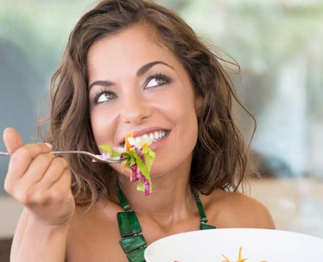main green vegitable tips