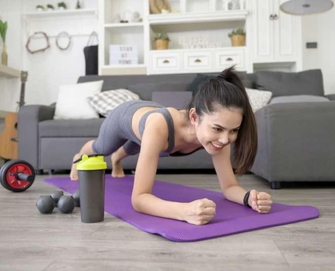 mainwalking plank exercise in hindi