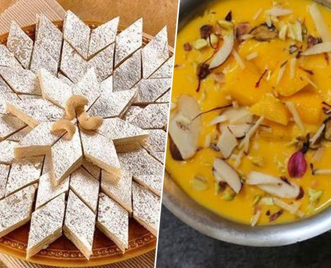 make sugar free sweet recipes