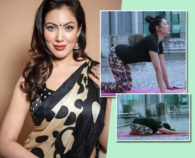 munmun dutta fitness tips yoga main