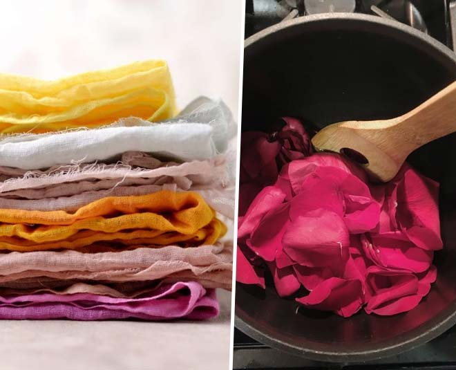 natural dyes from kitchen ingridents