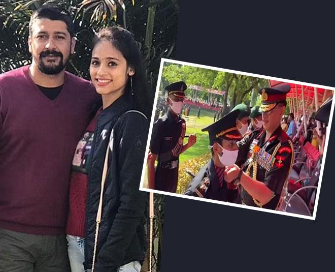nikita dhoundhiyal joins army