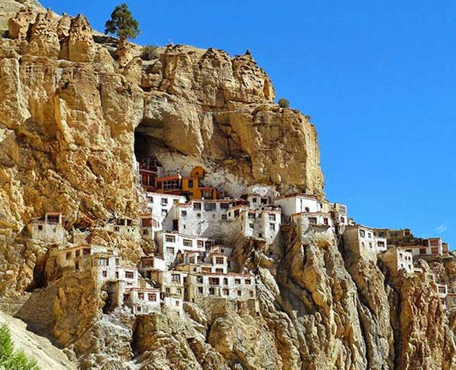 phugtal  monastery facts about
