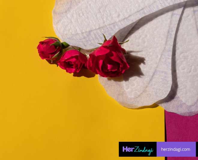 poor menstrual hygiene infections main