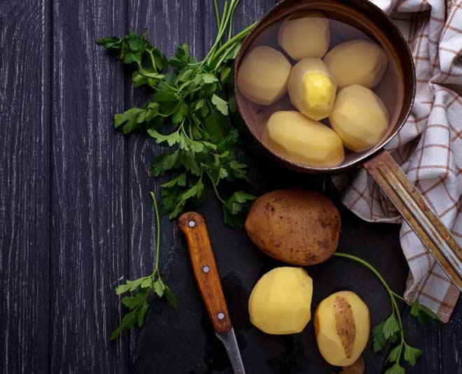 potato turned black main