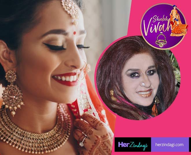shahnaz husain tips skin hair new brides