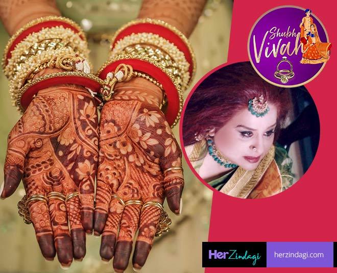 shahnaz husain wedding henna m