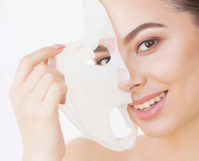 skincare sheet mask main