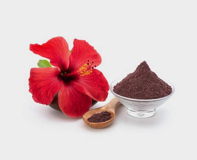uses of hibiscus flower for hair main www.worldcreativities.com