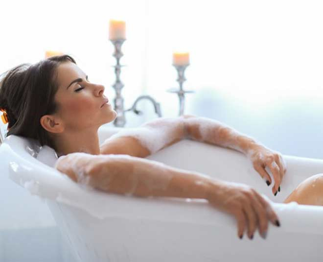 uses of honey for bath water inside